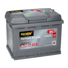 Batteria 12V - Fulmen Formula Xtreme - 64 Ah - 640 A