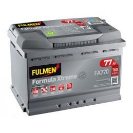 Batteria 12V - Fulmen Formula Xtreme - 77 Ah - 760 A