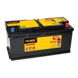 Batteria 12V - Fulmen Formula - 110 Ah - 850 A