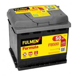 Batteria 12V - Fulmen Formula - 50 Ah - 450 A