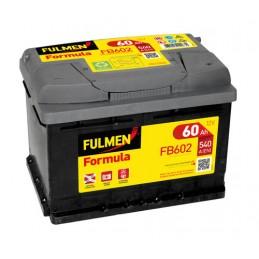 Batteria 12V - Fulmen Formula - 60 Ah - 540 A