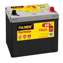 Batteria 12V - Fulmen Formula - 60 Ah - 390 A