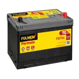 Batteria 12V - Fulmen Formula - 70 Ah - 540 A