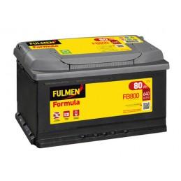 Batteria 12V - Fulmen Formula - 80 Ah - 640 A