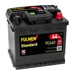 Batteria 12V - Fulmen Standard - 44 Ah - 360 A