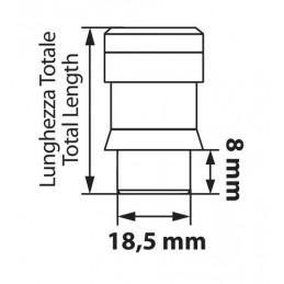 Dadi piatti  kit 4 pz - Original - K010