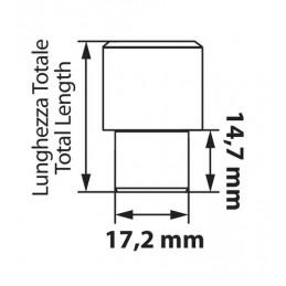 Dadi piatti  kit 4 pz - Original - J010