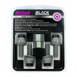 Bulloni piatti con rondella  kit 4 pz - Black Edition - D020