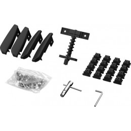 Kargo Rack System - Kit accessori di assemblaggio - h 12 cm