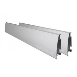 Kargo Rack System - Coppia fianchetti h 12 cm - 210 cm