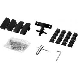 Kargo Rack System - Kit accessori di assemblaggio - h 7 cm