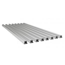 Kargo Rack System - Set 8 traversini inferiori - 180 cm