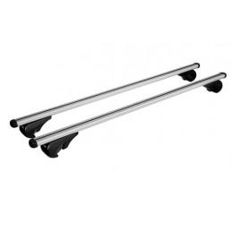 Yuro  coppia barre portatutto in alluminio - XL - 140 cm