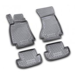 Set tappeti su misura in TPE -  Audi A5 Cabrio (03 09 02 17) -  Audi A5 Coupè 2p (06 07 08 16)