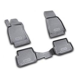 Set tappeti su misura in TPE -  Audi A6 4p (09 04 03 11) -  Audi A6 Allroad (06 06 02 12) -  Audi A6 Avant (03 05 08 11)