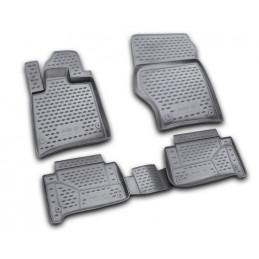 Set tappeti su misura in TPE -  Audi Q7 (03 06 05 15)