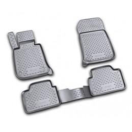 Set tappeti su misura in TPE -  Bmw Serie 3 (E90) 4p (03 05 01 12) - no kit fumat. - p oggetti post. -  Bmw Serie 3 Touring (E91