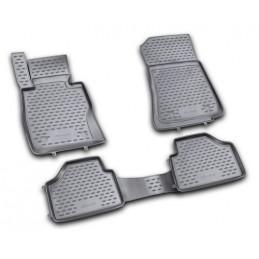 Set tappeti su misura in TPE -  Bmw X1 (E84) (10 09 10 15)