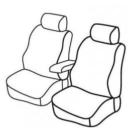 Set coprisedili Superior - Beige - Renault Kangoo (van) (02 08 )