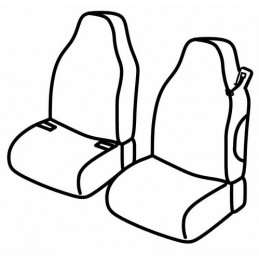 Set coprisedili Superior - Beige - Smart Fortwo (11 14 )
