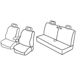 Set coprisedili Superior - Beige - Suzuki Jimny 3p (01 98 10 18)