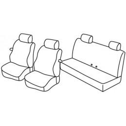 Set coprisedili Superior - Beige - Mini Mini (R56) 3p (11 06 02 14)