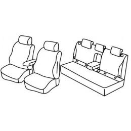 Set coprisedili Superior - Beige - Subaru Outback (03 15 )
