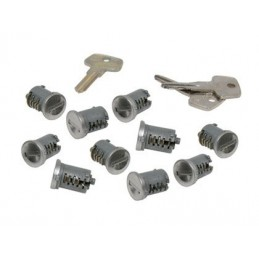 SKS lock core  kit serrature 10 pz
