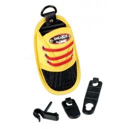Sneaker  scarpetta porta-cellulare