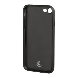 Duo pocket  cover bicolore con inserti metallici - Apple iPhone 7   8 - Nero Grigio