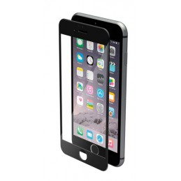 Phantom  vetro temperato protettivo da bordo a bordo - Apple iPhone 6   6s - Glossy Black