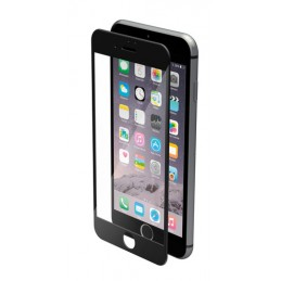 Phantom  vetro temperato protettivo da bordo a bordo - Apple iPhone 7   8 - Glossy Black