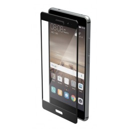 Phantom  vetro temperato protettivo da bordo a bordo - Huawei Mate 9 - Glossy Black