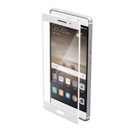 Phantom  vetro temperato protettivo da bordo a bordo - Huawei Mate 9 - Glossy White