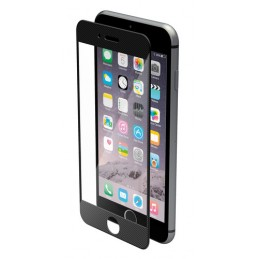 Phantom  vetro temperato protettivo da bordo a bordo - Apple iPhone 7   8 - Pixel Black