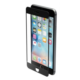 Phantom  vetro temperato protettivo da bordo a bordo - Apple iPhone 7 Plus   8 Plus - Pixel Black