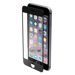 Phantom  vetro temperato protettivo da bordo a bordo - Apple iPhone 6   6s - Pixel Black