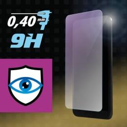 Anti Blue   vetro temperato con filtro protezione vista - Apple iPhone 5   5c   5s   SE