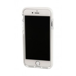 Alpha Guard  cover ultra protettiva anti-shock flessibile - Apple iPhone 7   8 - Trasparente Bianco