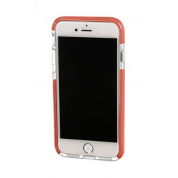 Alpha Guard  cover ultra protettiva anti-shock flessibile - Apple iPhone 7   8 - Trasparente Rosa
