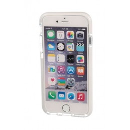 Alpha Guard  cover ultra protettiva anti-shock flessibile - Apple iPhone 6   6s - Trasparente Bianco