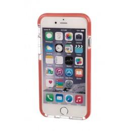 Alpha Guard  cover ultra protettiva anti-shock flessibile - Apple iPhone 6   6s - Trasparente Rosa