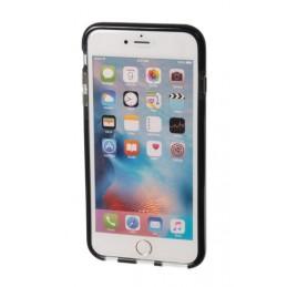 Alpha Guard  cover ultra protettiva anti-shock flessibile - Apple iPhone 6 Plus   6s Plus - Fumè Nero