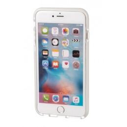Alpha Guard  cover ultra protettiva anti-shock flessibile - Apple iPhone 6 Plus   6s Plus - Trasparente Bianco