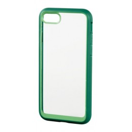 Prime  cover protettiva con cornice colorata - Apple iPhone 7   8 - Trasparente Verde