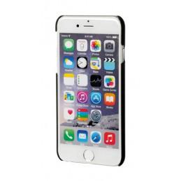 Stylish  cover gommata sottile - Apple iPhone 6   6s - Nero