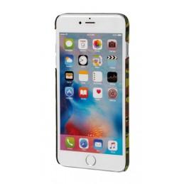 Stylish  cover gommata sottile - Apple iPhone 6 Plus   6s Plus - Green Camo