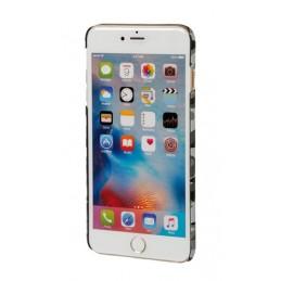 Stylish  cover gommata sottile - Apple iPhone 6 Plus   6s Plus - Grey Camo