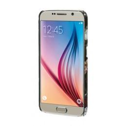 Stylish  cover gommata sottile - Samsung Galaxy S6 - Flowers