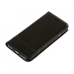 Wallet Folio Case  cover a libro - Apple iPhone 6   6s - Nero
